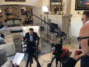 BVS Film Productions interveiwing Tom Hopkins