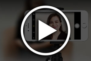 professional video with your phone